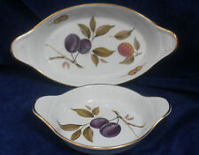 1960-1979 Royal Worcester Porcelain & China Bowls