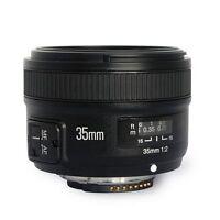 Yongnuo YN 50mm f/1.8 Standard Lens AF/ MF Focus for Nikon D3100 D3200 D3300
