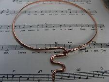 Solid Copper Choker 258Jl