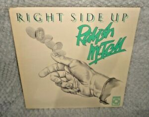 """Ralph McTell Right Side Up 12"""" LP Vinyl Record 1976"""