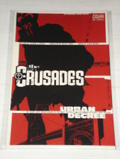 CRUSADES URBAN DECREE VERTIGO DC GRAPHIC NOVEL SEAGLE 156389XXXX