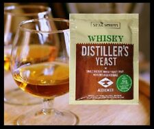 FINE WHISKY YEAST STILL SPIRITS DISTILLERS YEAST - FOR SUPERB POT STILL WHISKEY
