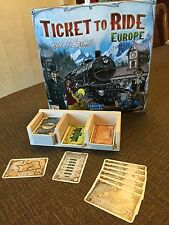 Ticket To Ride Europe Deck Holder