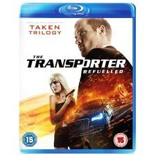 The TRANSPORTER Refuelled Blu-ray - DVD T8vg