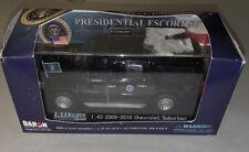 Luxury Diecast 1/43 2009 Chevrolet Suburban Presidential Metal Model Car