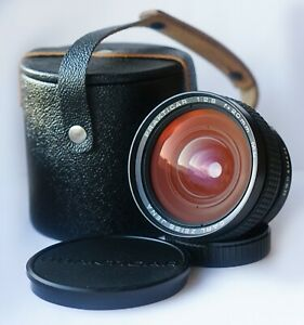 Carl Zeiss Jena MC Prakticar/Flektogon f/2.8 20mm Wide Angle Lens Praktica PB