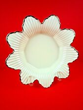 Lenox Meridian Collection Flower Shaped Candy Dish ~ Nib