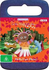 In The Night Garden - Hello Upsy Daisy (DVD, 2009)