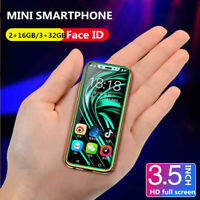 4G Mini WiFi Smartphone 3.5'' K-TOUCH I9Android8.1 3GB/32GB Face ID Mobile Phone