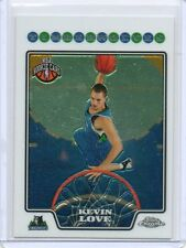 2008-09 Kevin Love Topps Chrome ROOKIE/RC #185 (F10)