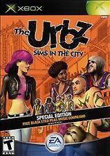 Urbz: Sims in the City (Microsoft Xbox, 2004)