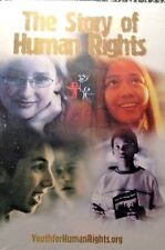 The Story of Human Rights (DVD, 2009) New Sealed. Youth For Human Rights
