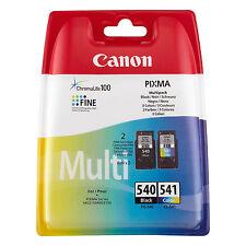Canon PG-540 & CL-541 Cartouches d'encre d'origine MX375 MX395 MX435 (5225B006)