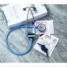 3m Littmann Stethoscope Identification Tag Grey ID Engravable Name Plate New