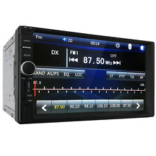 7Inch 2 DIN Universal Car in Dash Multi-Media Player Radio/SD/USB/Bluetooth/ipod