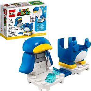 LEGO Super Mario Penguin Mario Power-Up Pack 71384 - New 2021 (18 Pieces)
