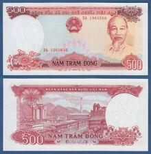 VIETNAM / VIET-NAM  500 Dong 1985  UNC  P.99