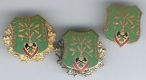 """Old German 3 Item`s German Schützenverein """"HARANNI"""""""