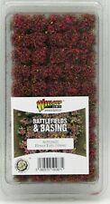 Warlord Games 803510021 Flower Tufts [10mm] (Battlefields & Basing) Color Mix