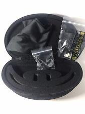 NEW Authentic Oakley M Frame 3 Lens Soft Vault Black Sunglasses Case-Hard Shell