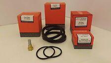 Beta Marine 10,14,16,20,25 (Mini Series) Genuine Service Kit & Standard 'V' Belt