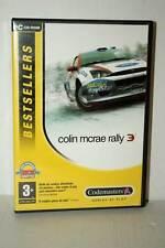 COLIN MCRAE RALLY 3 GIOCO USATO OTTIMO PC CDROM VERSIONE ITALIANA AT3 43812