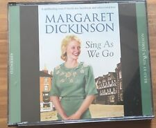 Audio Book MARGARET DICKINSON Sing as We Go on 3 x CDs read by Susan Jameson