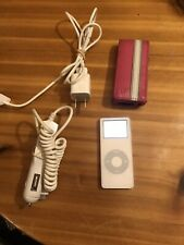 Apple iPod Nano 1st Generation A1137 1Gb Tested Working Good Condition $