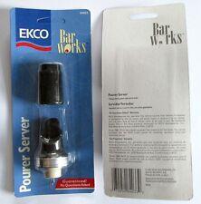 Ekco Bar Works Pourer Server - Wine Bottle Top ~ New