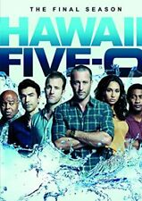 Hawaii Five-O (2010): The Final Season DVD JULY 2020