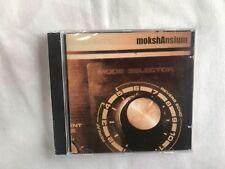 MOKSH ANSIUM CD NUEVO A ESTRENAR SEALED PRECINTADO HARDCORE MATH ROCK 2004