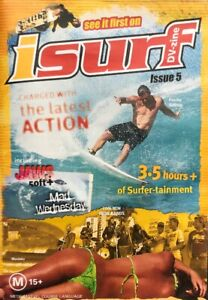 ISurf-DV-Zine-Issue 5 2005-Jaws 50Ft+/Mad Wednesday-[3 1/2 Hours]-Surfing Is-DVD