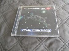 "CD ""SCI-FI GREATEST HITS VOL. 1 - FINAL FRONTIERS"" 33 morceaux"