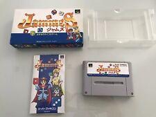 Jammes Super Famicom SFC Japan VGC Rare