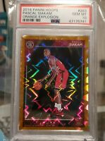 Pascal Siakam Rookie Hoops Orange Explosion 02/75 PSA 10. Ebay 1 of 1🔥🔥📈📈
