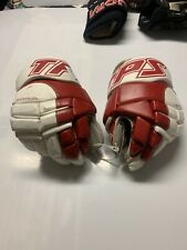 Louisville Hgb Bionic 13� Hockey Player Gloves Nash Palm Red Wings
