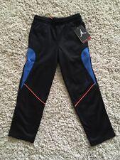 Boys Kids Michael Jordan Size 7 Black Pants Gym Athletic