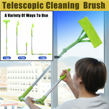 Cleaning Brush Telescopic High Rise Window Glass Cleaner Outdoor Dust Washing