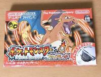 NINTENDO POKEMON Fire Red (Game Boy Advance) Japanese Version MADE IN JAPAN