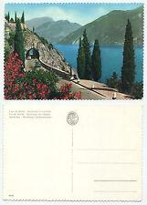 24071 - Lago di Garda - Gardesana Occidentale - Gardsee - alte Ansichtskarte