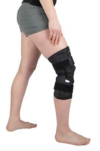 BODYTEC Twin Hinged knee Support Brace protection Arthritis injury sports