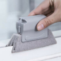 Window Groove  Window Frame Door Groove Cleaning Brush Brush Dust Cleaner Tool