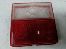 RUBBOLITE REAR COMBINATION LIGHT LENS REVERSE AND SIDE LIGHTS 23R104