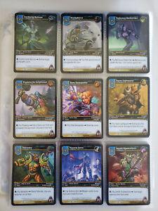 World of Warcraft TCG - Dark Portal - Complete Set
