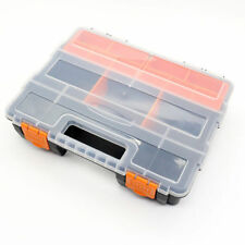 Parts Storage Box Electronic component Bin Hardware Screw Organizer Plastic Case