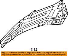 Dodge CHRYSLER OEM Ram 3500 Hood-Insulation Pad Liner Heat Shield 55350891AC