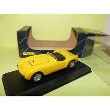 Ferrari Daytona 375 mm 1954 Jaune Capot ouvrant Top Model 1/43