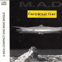 M.A.D. Raumpatrouille Orion (1992) [Maxi-CD]