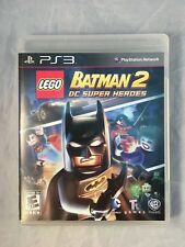 Lego Batman 2 DC Super Heroes Playstation 3 / PS3 - with Booklett