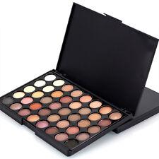 40 Colors Eyeshadow Cream Eye Shadow Makeup Cosmetic Matte Palette Shimmer Set Z